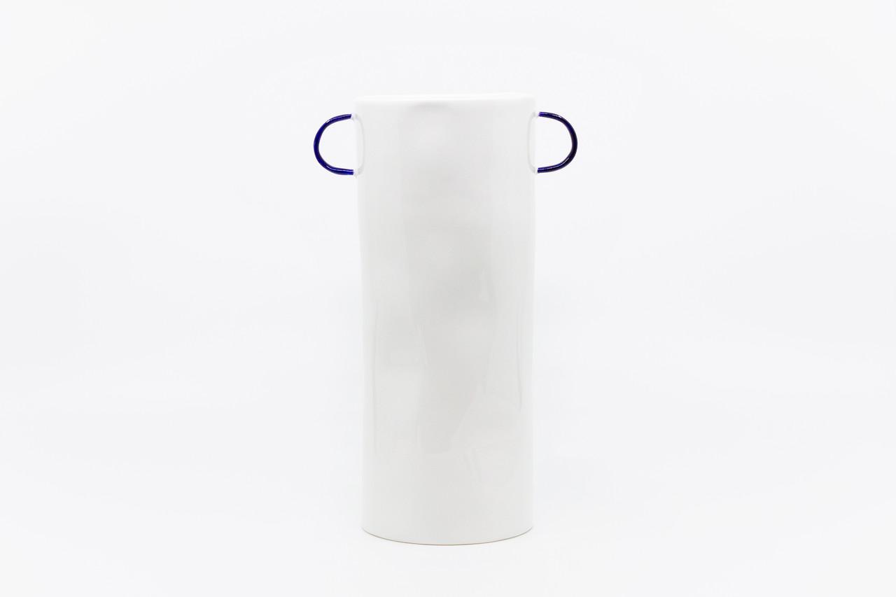 "<p style=""font-family: freight-neo-pro, sans-serif; font-weight: 400; font-style: normal; color: black;"">feldspar cobalt handed vase</p>"
