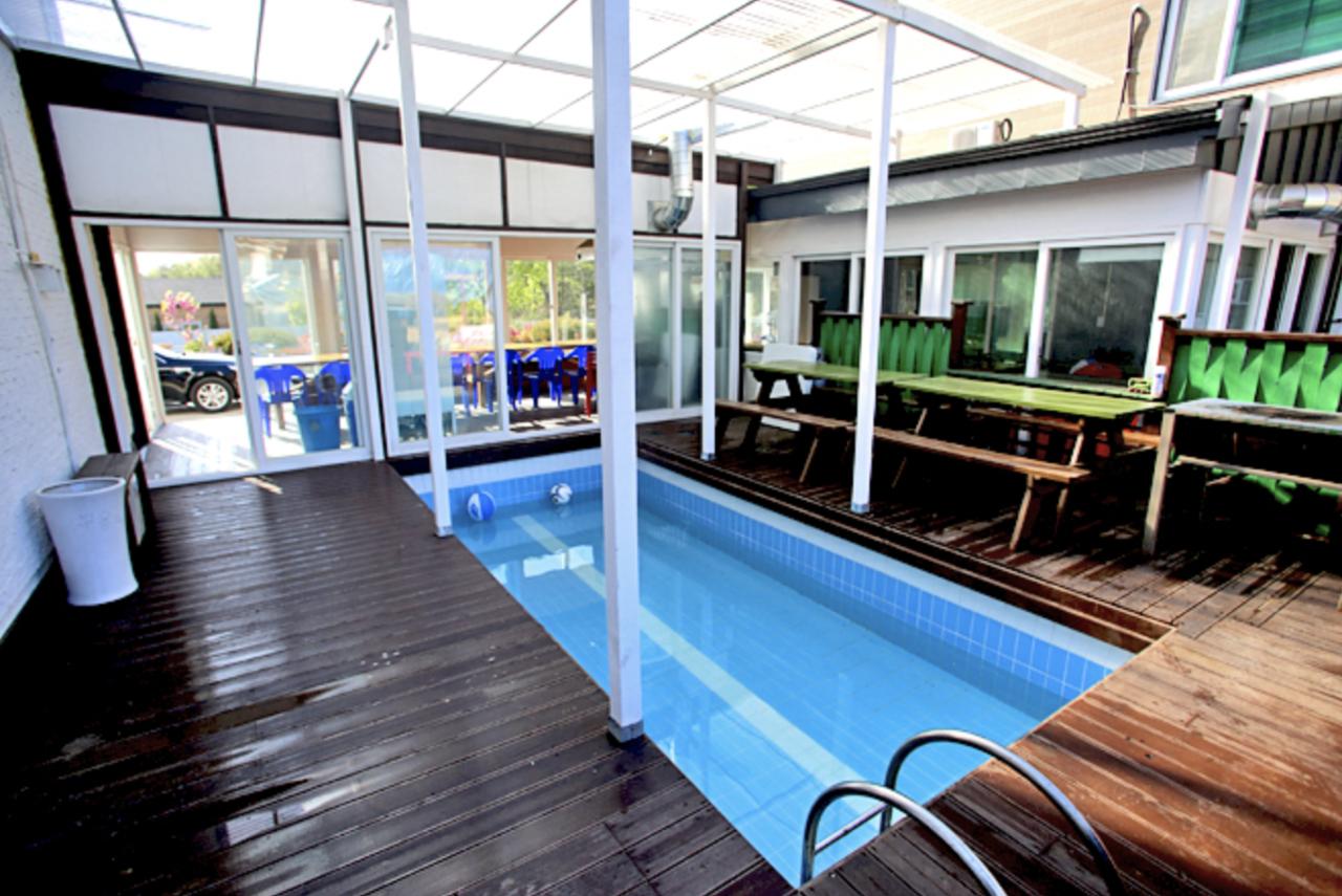 루나객실 수영장