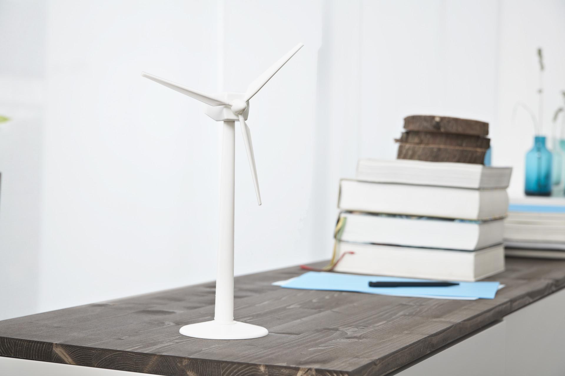 풍력 발전기 제어 원리에 대한 이해 및 교육