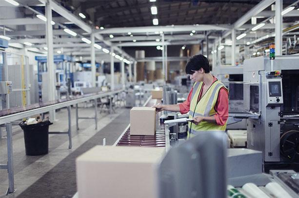 批量生产产品质量检查