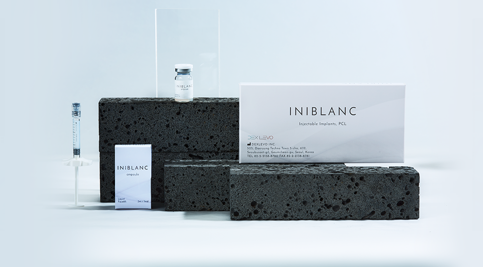 "<strong style=""font-size:34px"">INIBLANC</strong><br><br>The World's First Collagen Stimulator for<br>fundamental Aging"