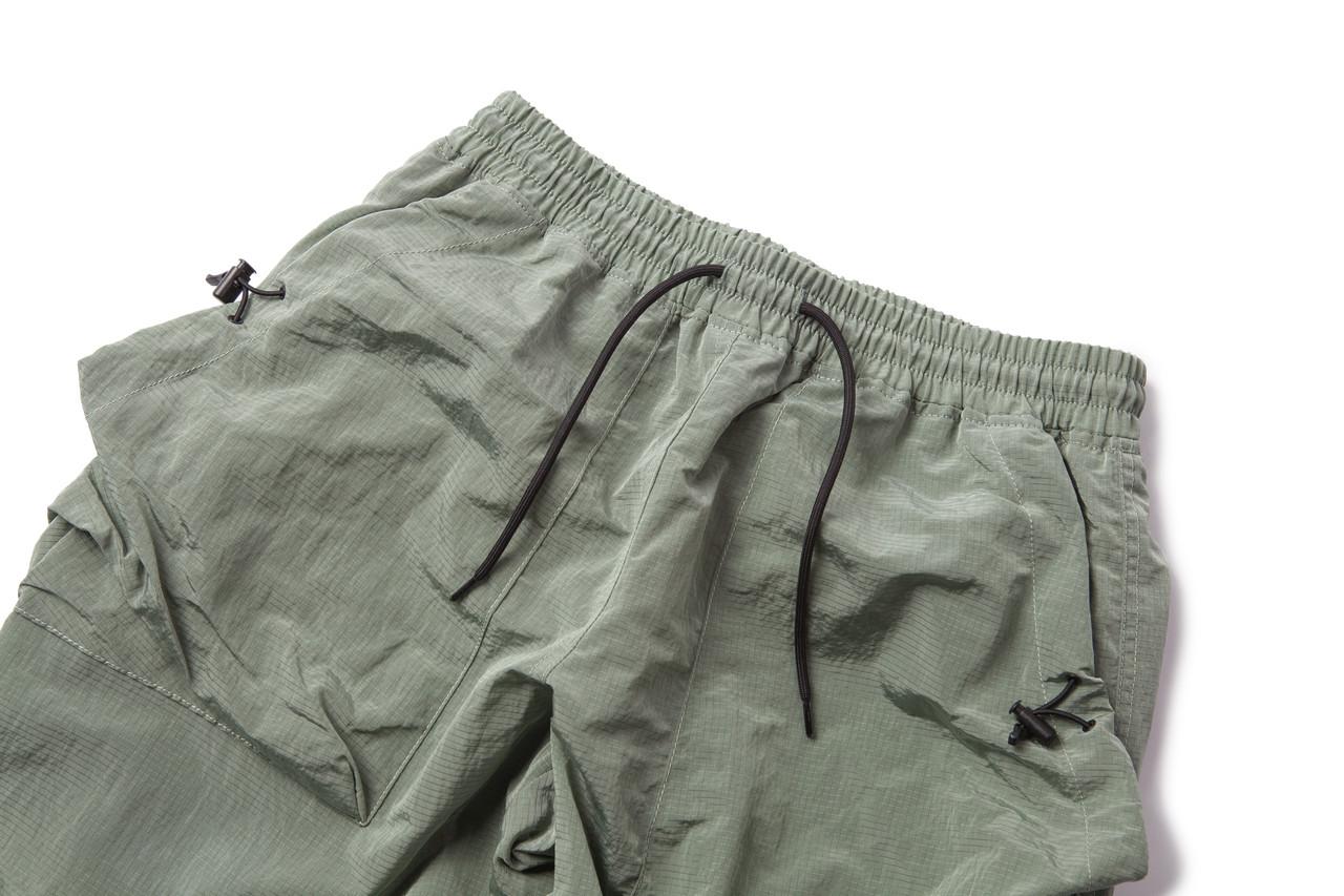 Metal Ripstop Track Pants