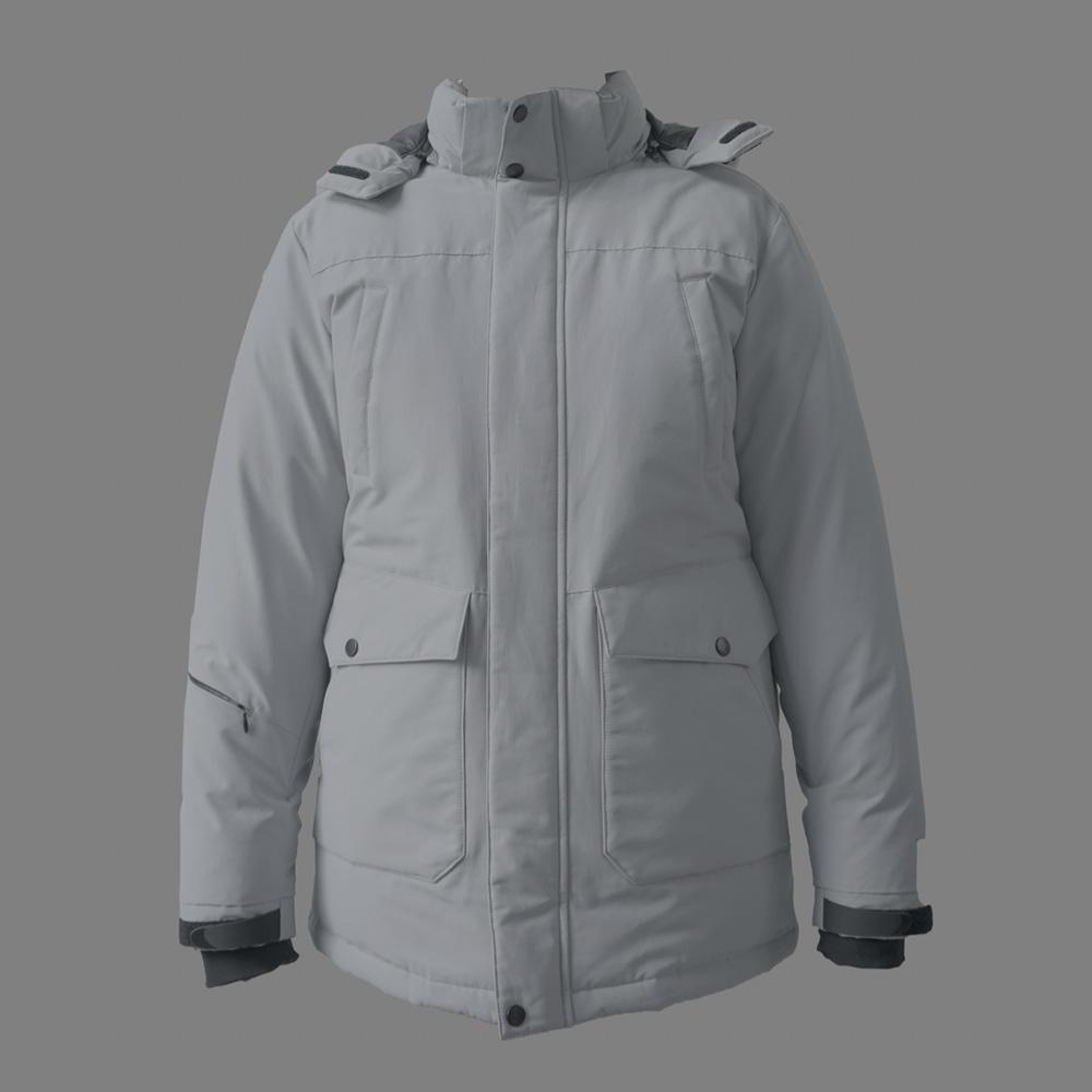 강추위에도 끄떡없는 발열 재킷 HEAT FLEX
