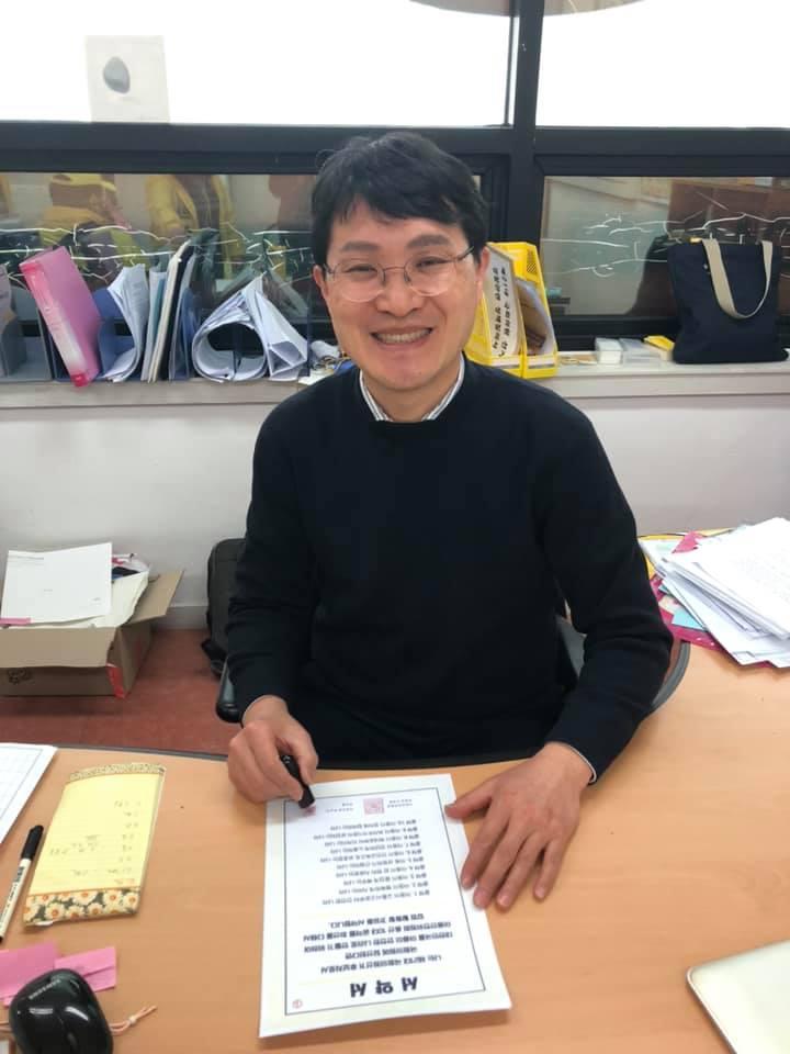 정의당 천안시을 국회의원 후보자 박성필