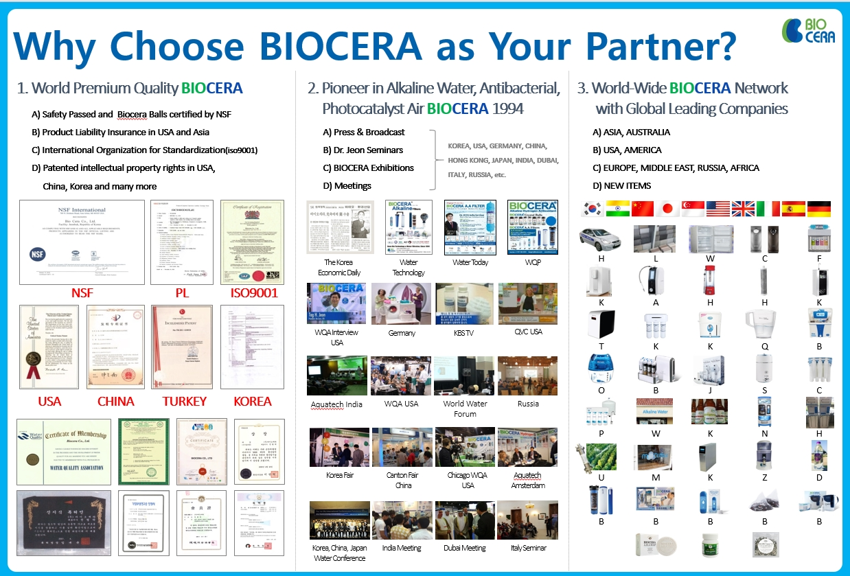 why chose Biocera as your partner