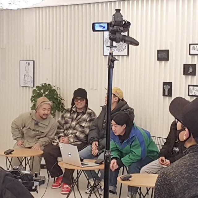 Mnet 너희가 힙합을 아느냐 팬미팅(2020.3.15)