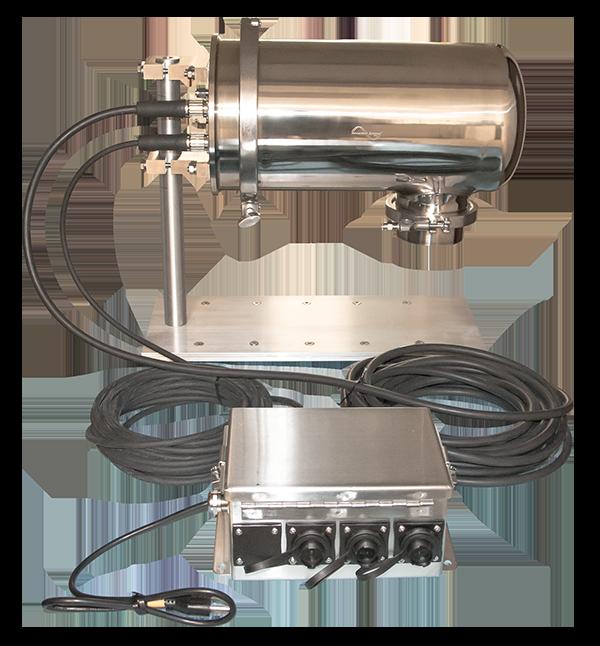 NIR-6300 Harsh-Environment Analyzer
