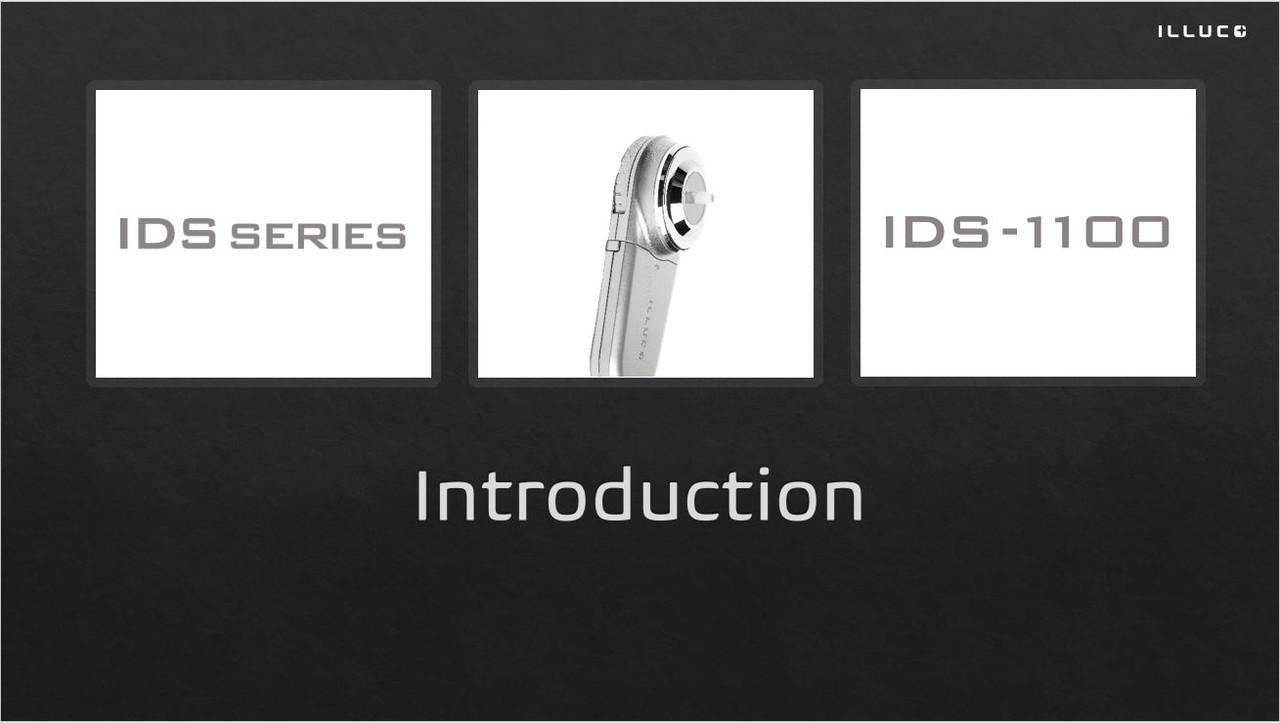 Dermatoscope IDS-1100 Series