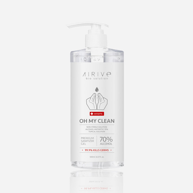 AIRIVE OH MY CLEAN Premium Sanitizer Gel 500ml