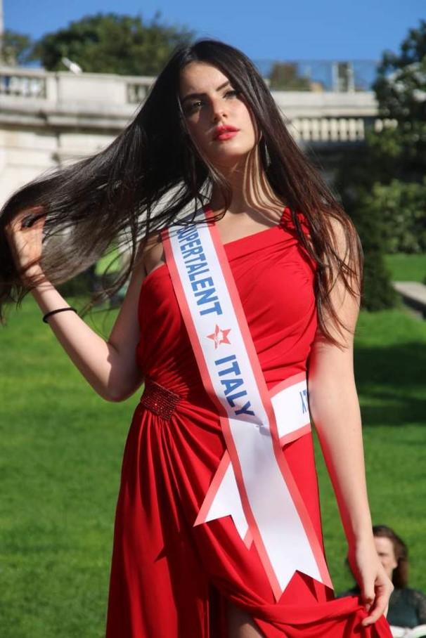 2019 Miss Supertalent INDIA Season 13<br>Shital, 177cm