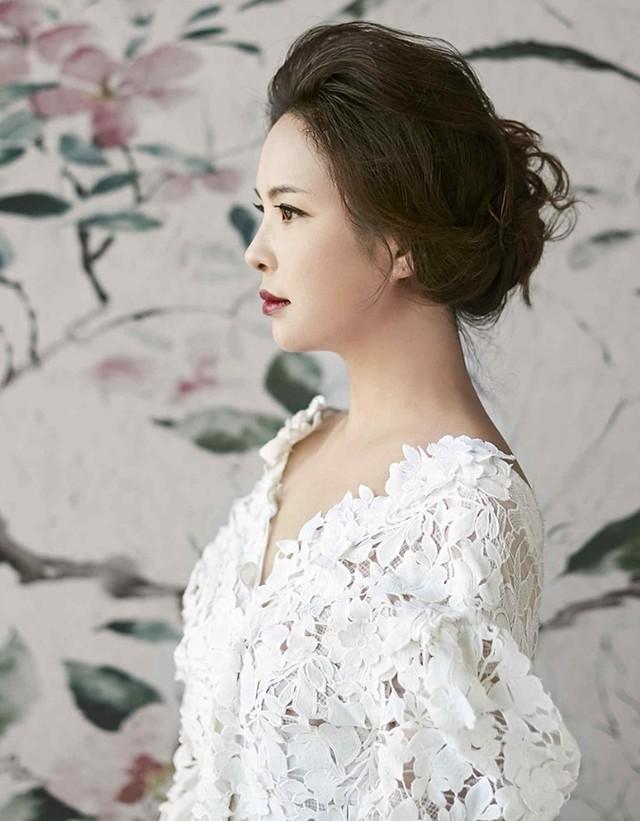 장미영/광고, 패션, 한복 모델