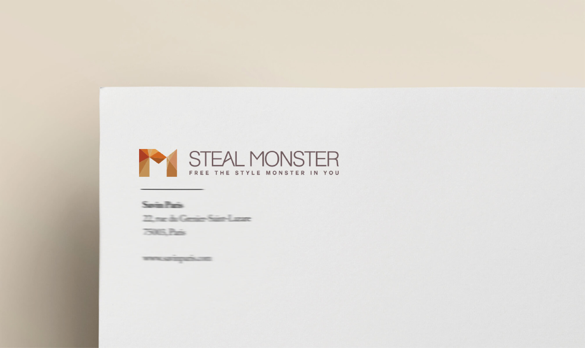 STEAL MONSTER