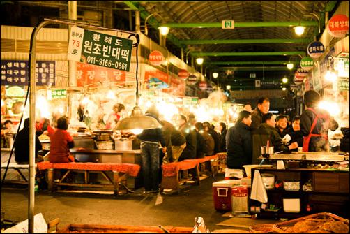 Gwang-jang market