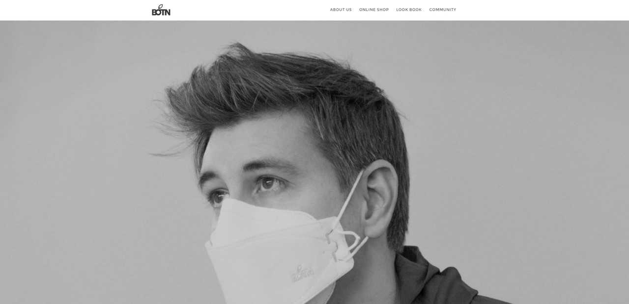 BTON KF94 황사마스크 - 홈페이지