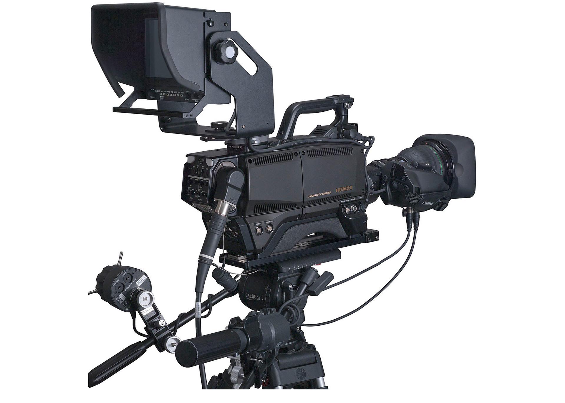 완전 디지털 HDTV 프로덕션 카메라, Z-HD6000