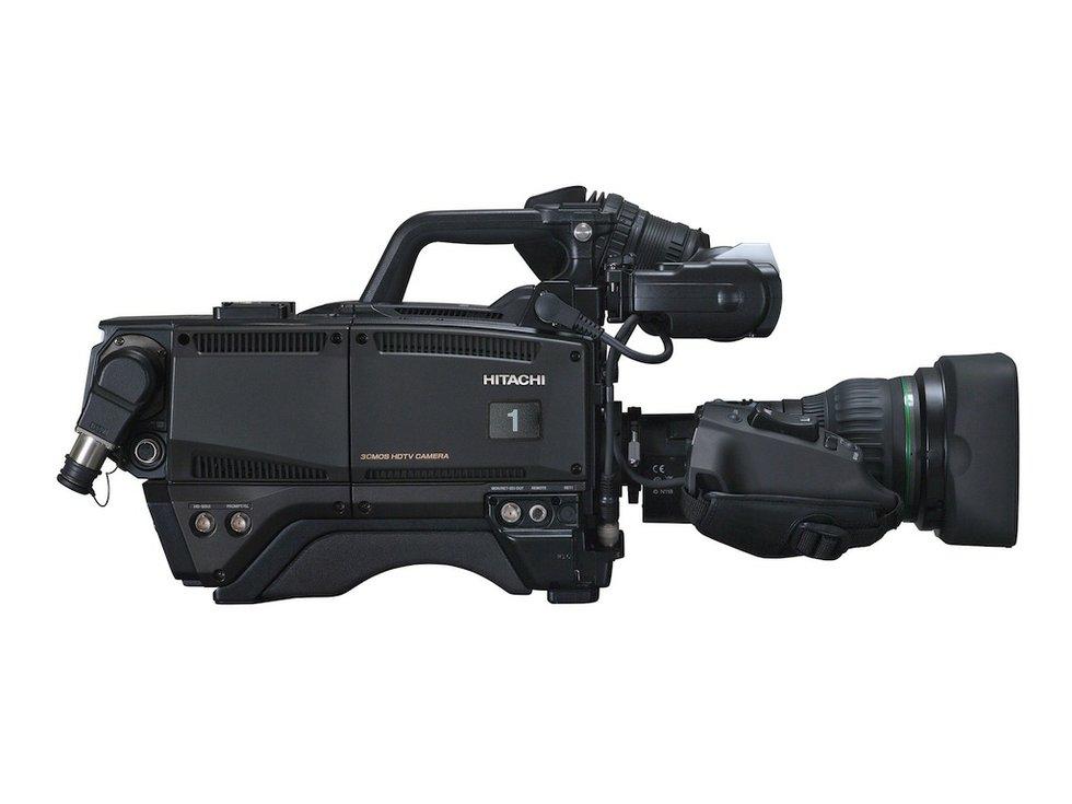 멀티 포맷 디지털 HDTV 프로덕션 카메라 SK-HD1800
