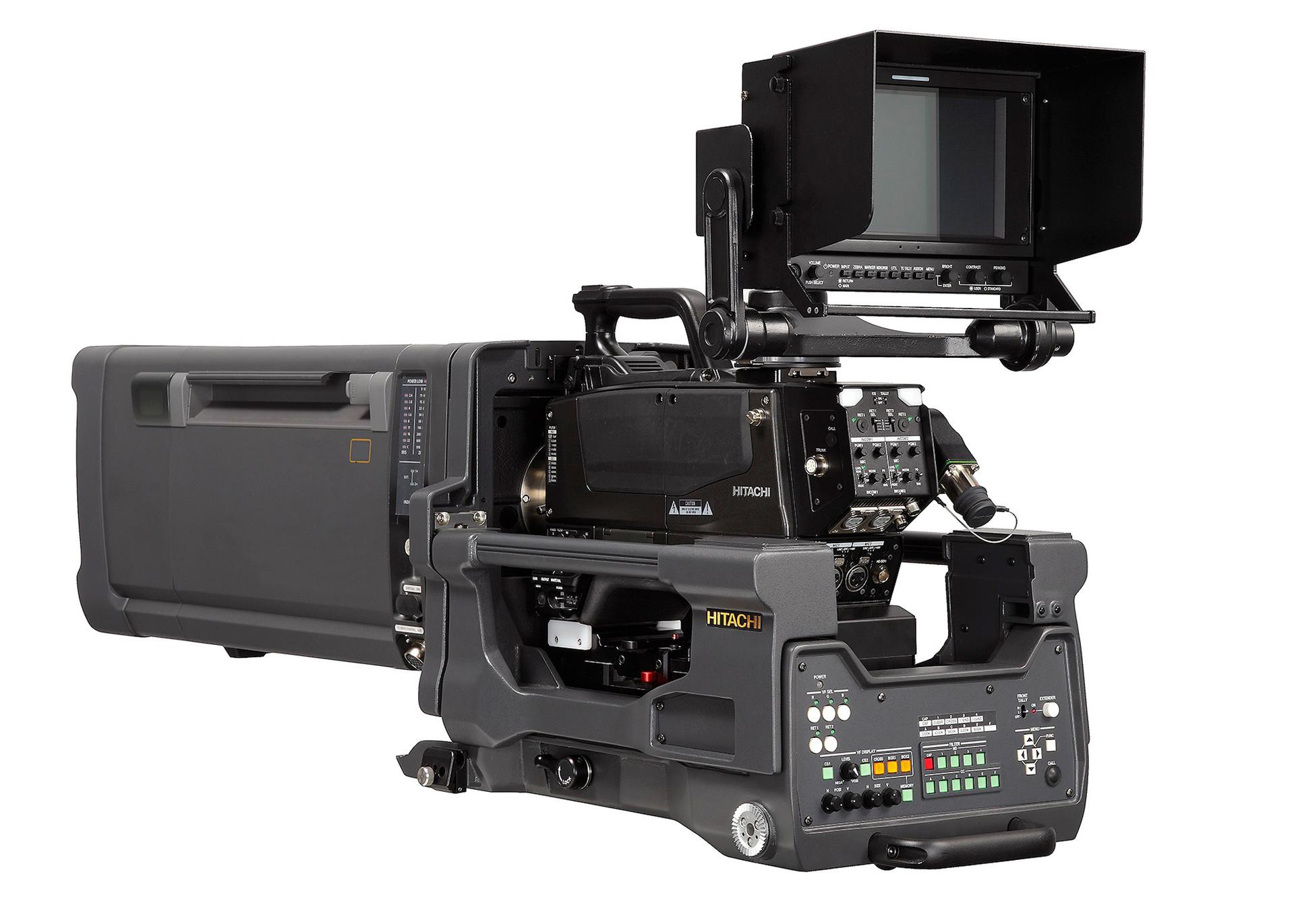 전문 HDTV 카메라, Z-HD5500