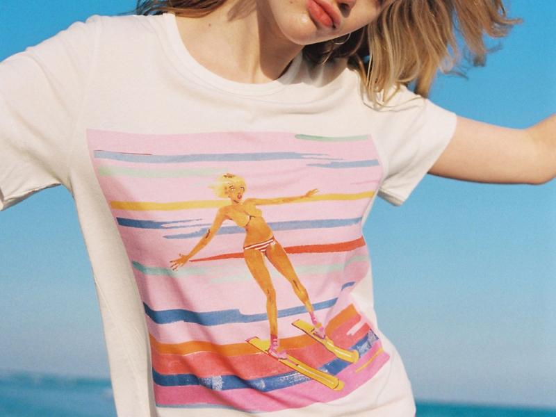 <strong>G.kero 스키너티 티셔츠</strong><br>137,000원