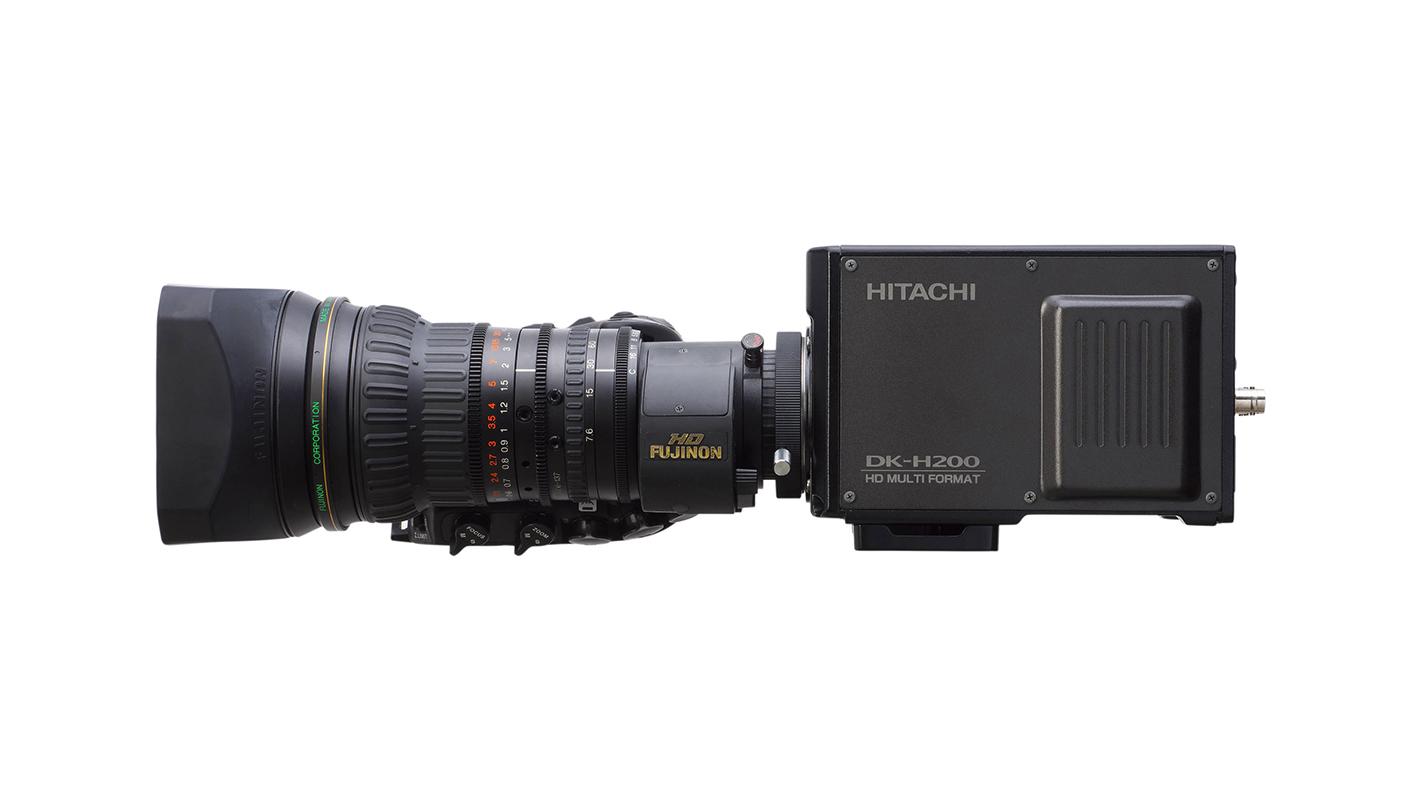 고성능 멀티 포맷 컴팩트 HDTV 박스 카메라, DK-H200