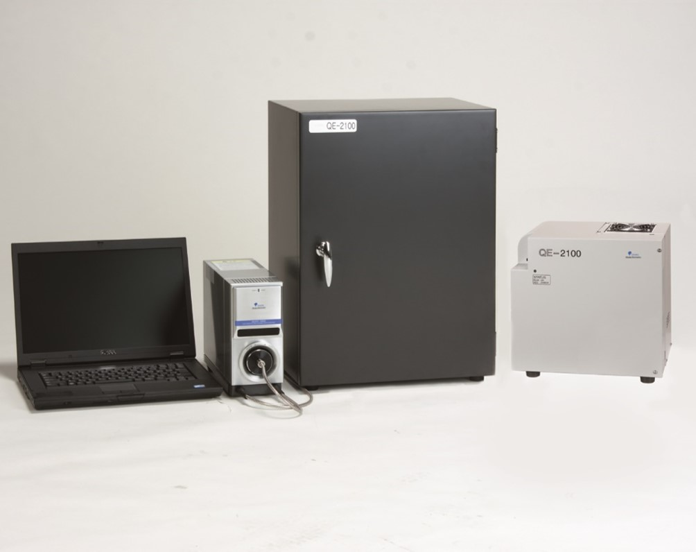 QE-2100과 옵션장치