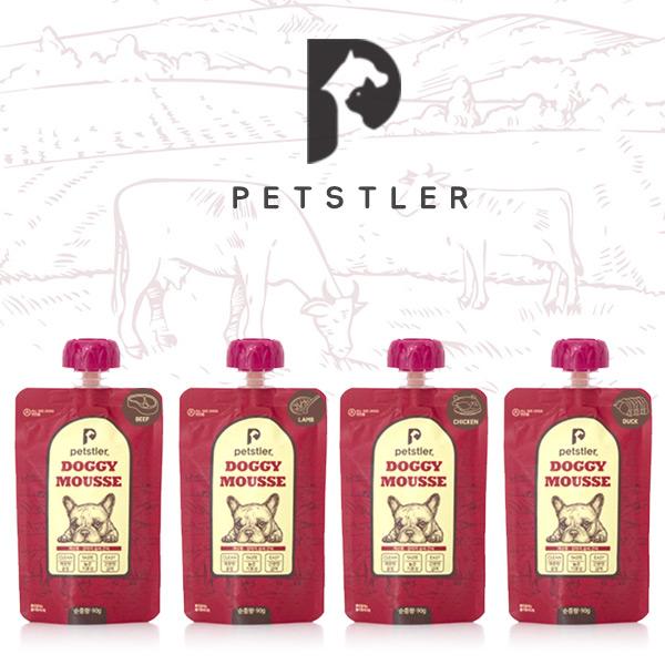 페슬러 강아지 습식간식 개설렘