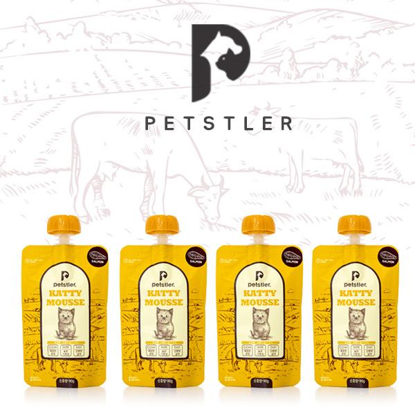 페슬러 고양이  습식간식 묘설렘