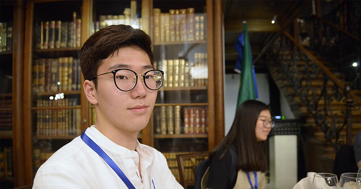윤신현 | 2017~2018 | MTA LEINN (국제 대학) 재학 중