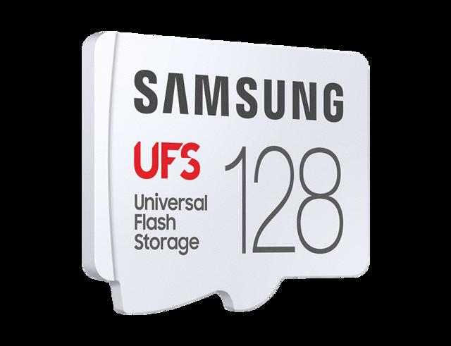 "UFS 메모리 카드 128GB<br /><span style=""color:#ff2828;"">[품절]</span><br /><span style=""font-size:small; color:#737373;"">#차세대 외장 스토리지<br />#유니버설 플래시 스토리지"