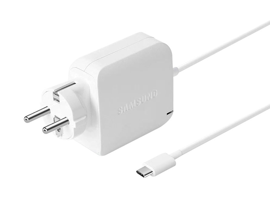 """65W Type-C 파워 어댑터<br />[AA-PT1NU6W]<br /><span style=""""font-size:small; color:#737373;"""">#USB Type-C 포트 어댑터<br />#컴팩트한 크기 #깔끔한 디자인"""
