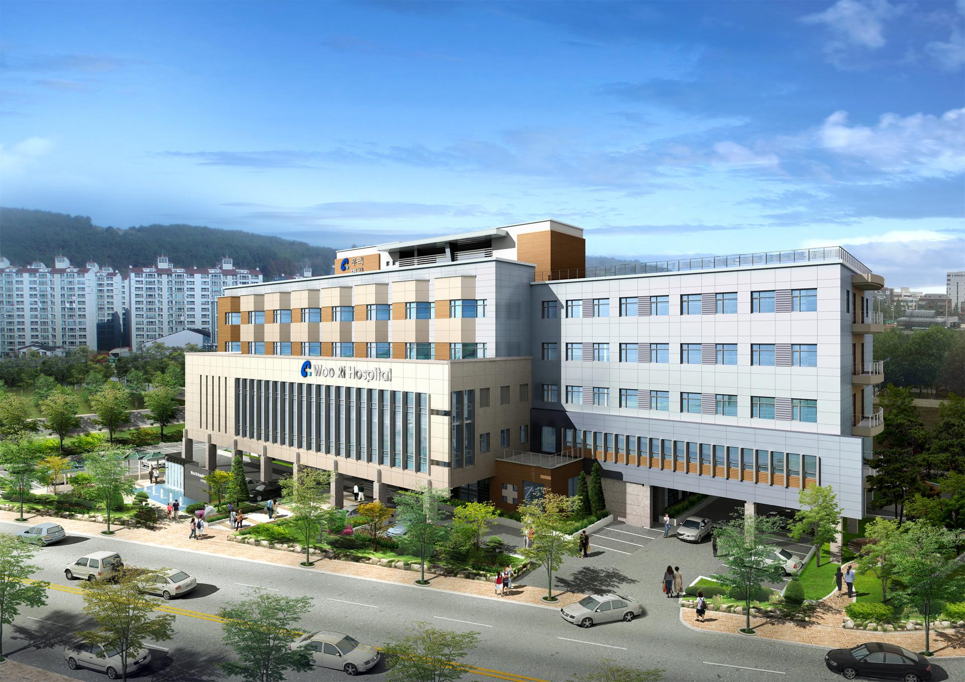 2007 통영 우리종합병원