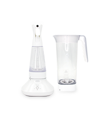 """<h6><span style=""""font-size: 22px;""""><strong>Water Ionizer</strong></span></h6>  <p>配置三重电极的高性能电解水制水机</p>"""