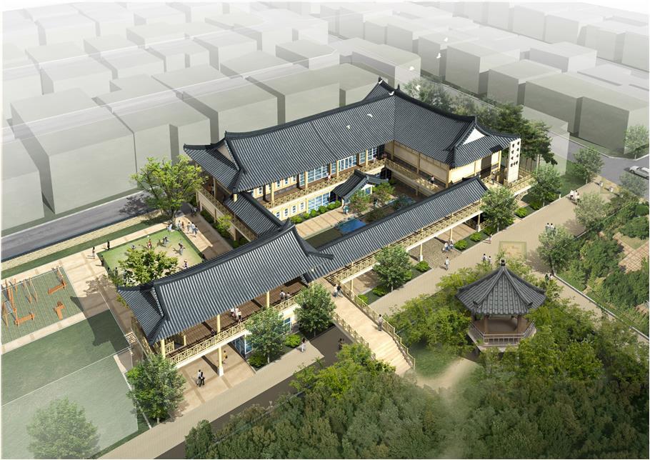 2009 창원 민속박물관 설계공모