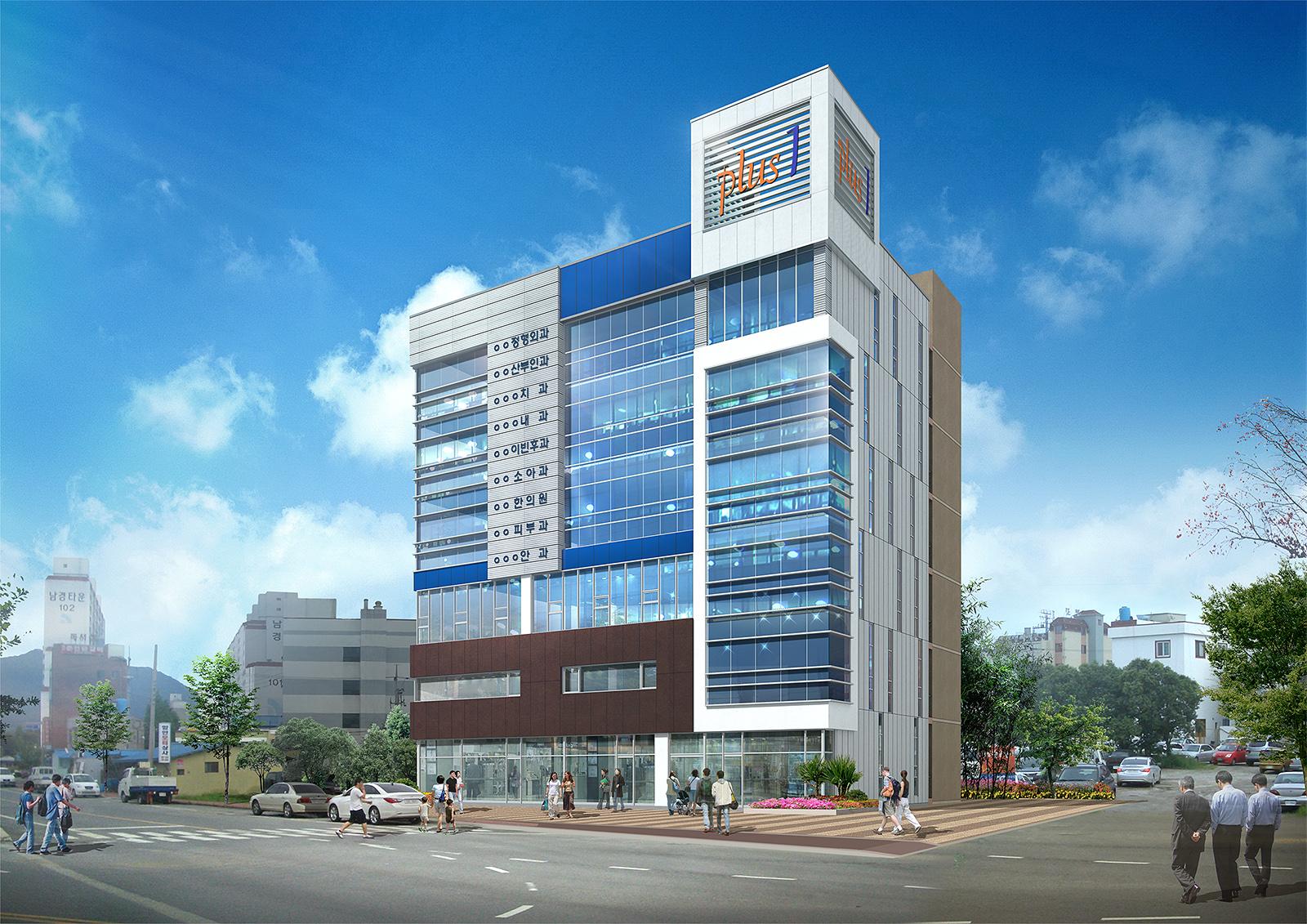 2010 함안 메디컬 빌딩