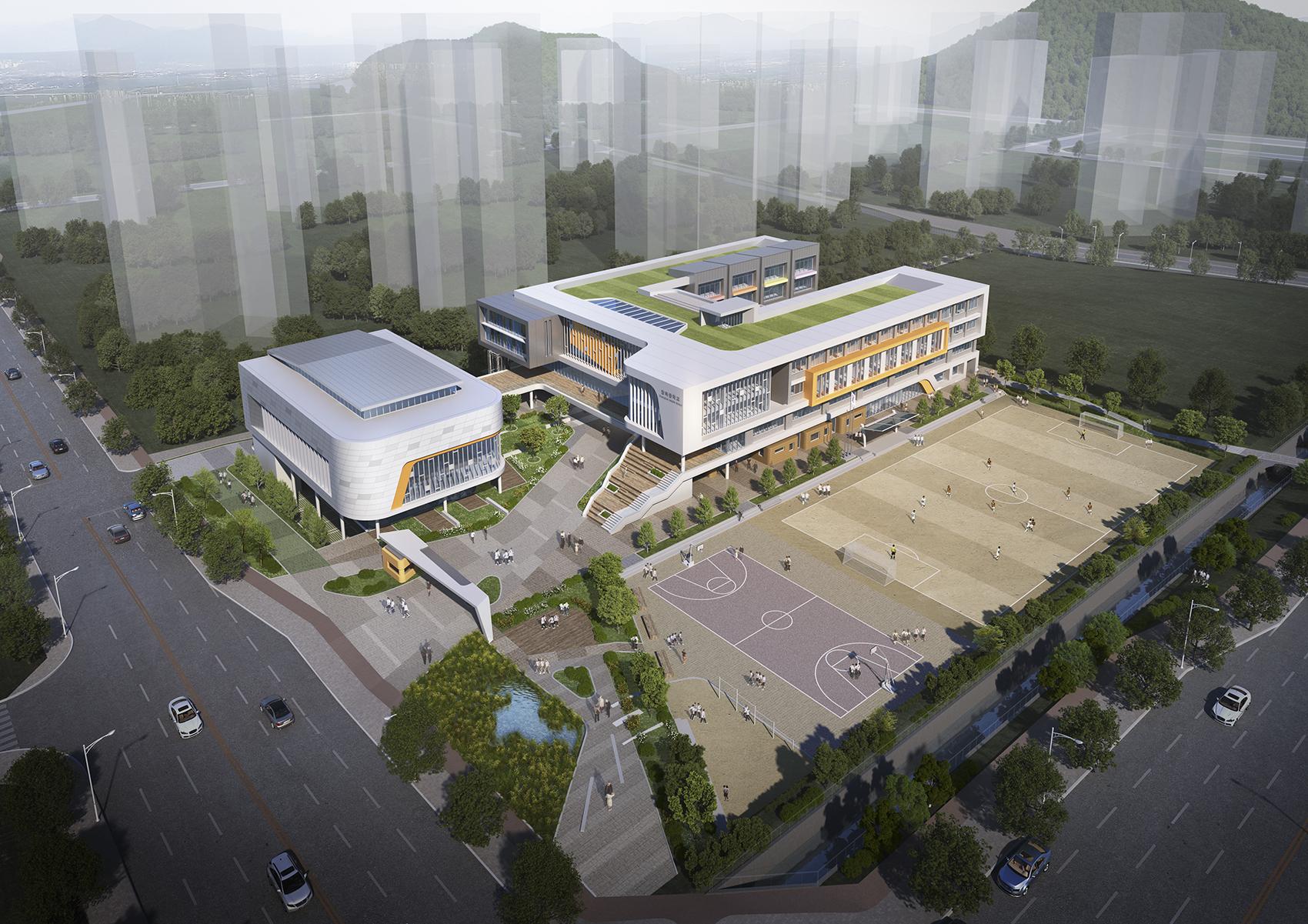 2018  창북중학교