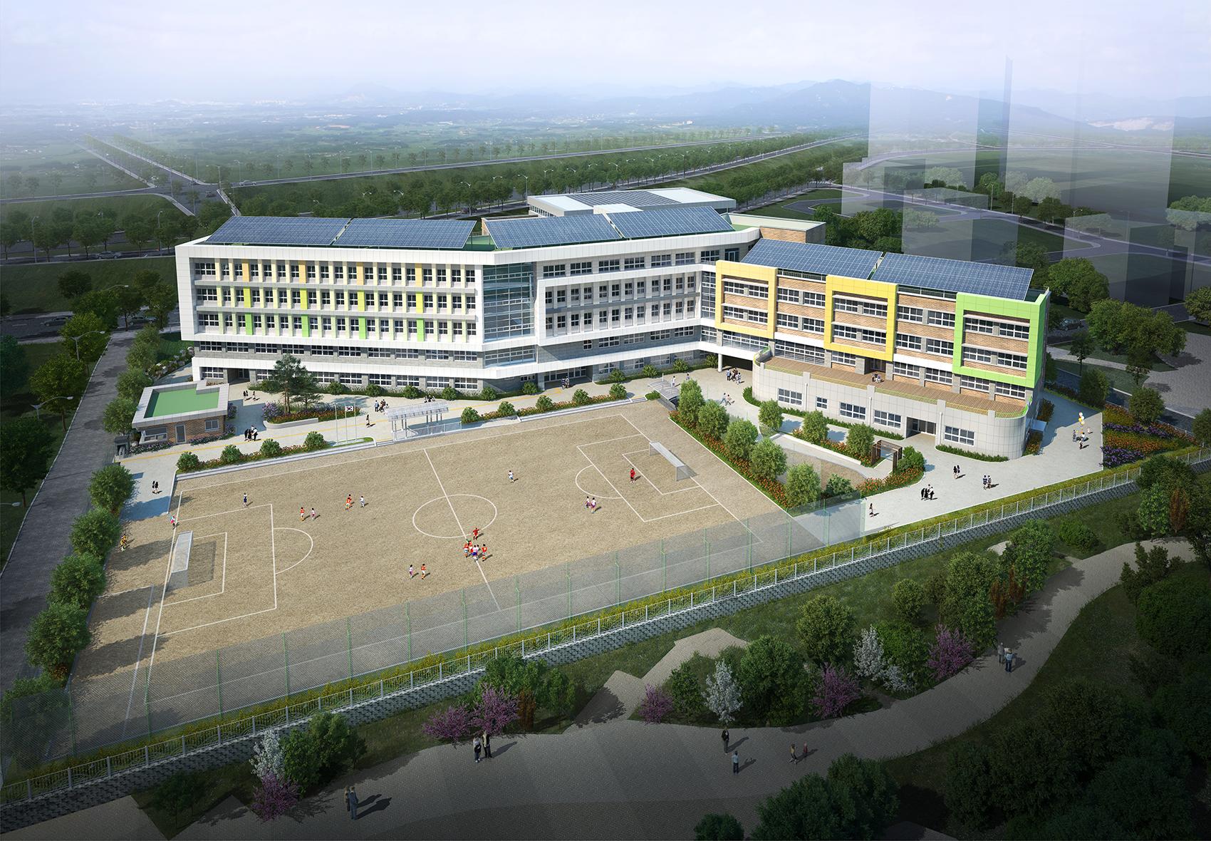 2017  예하초등학교