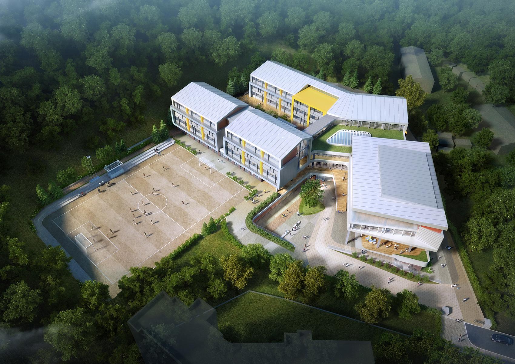 2018 용소초등학교 설계공모