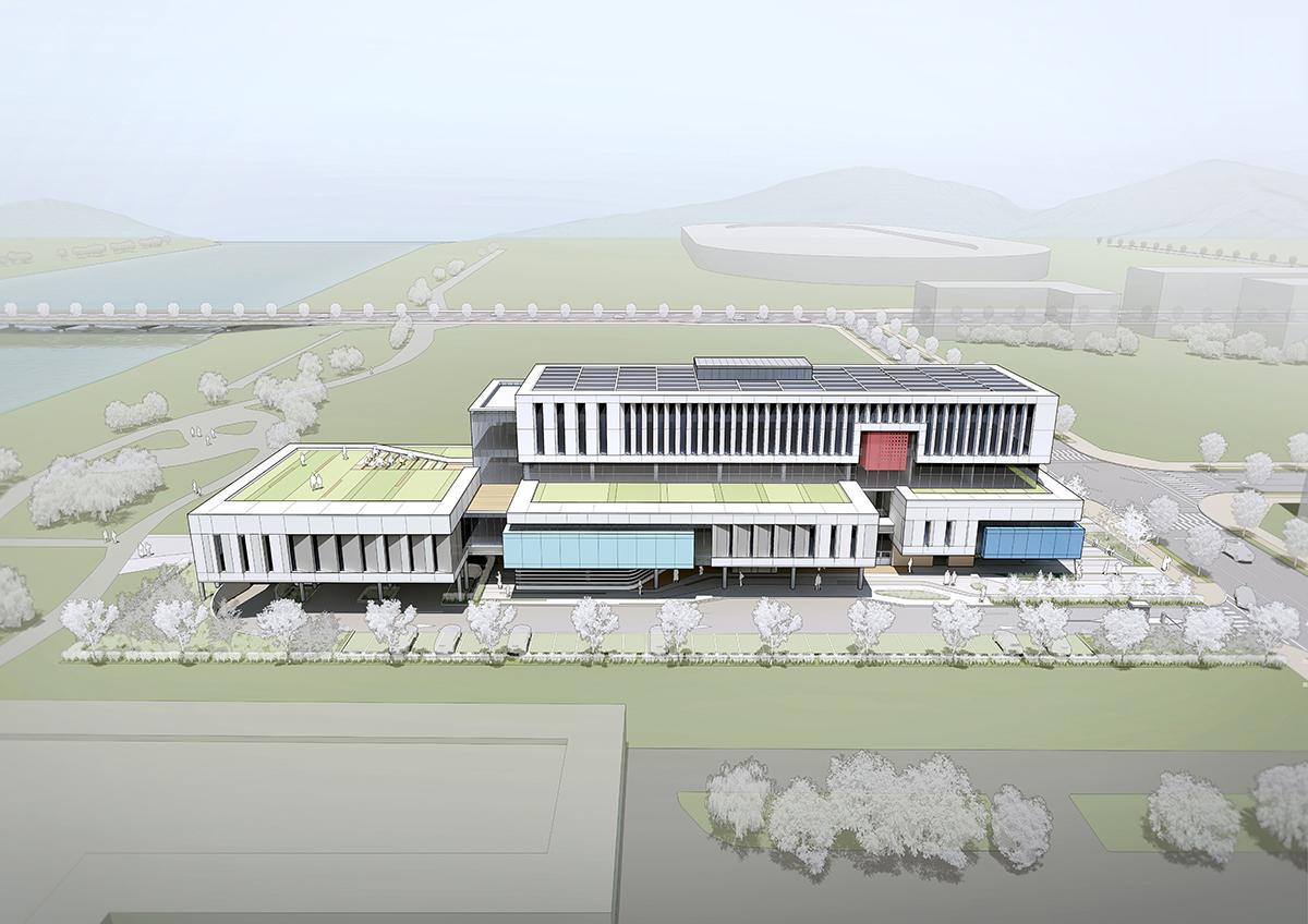 2019 진주혁신도시 복합혁신센터