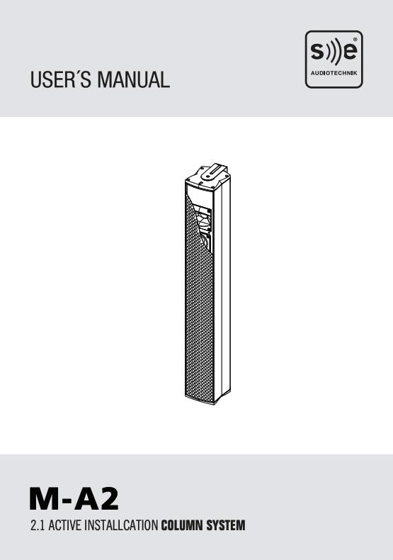 M-A2 User's Manual