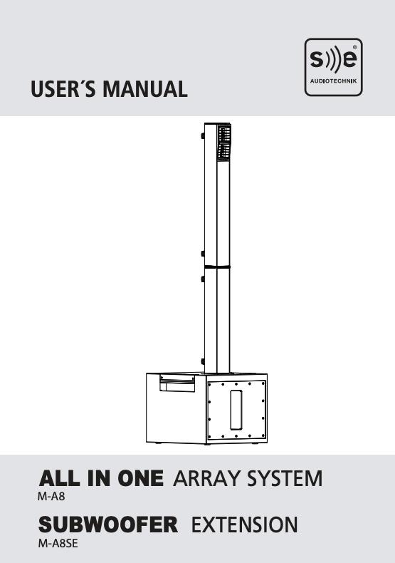 M-A8 User's Manual