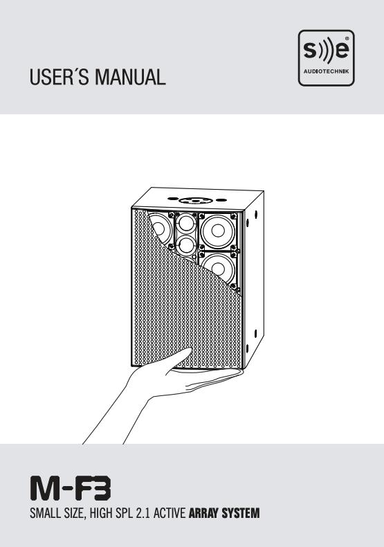 M-F3 User's Manual