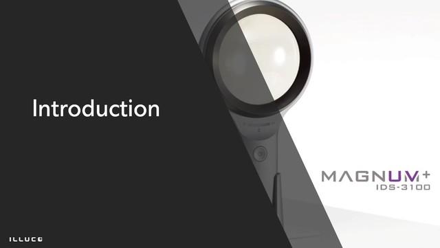IDS-3100 Skin examination magnifier