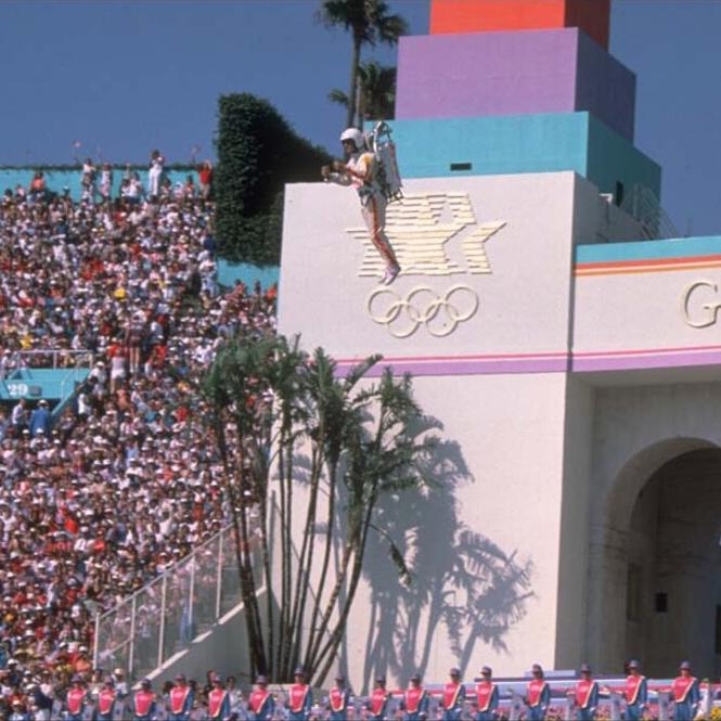 <b> Los Angeles 1984 </b>
