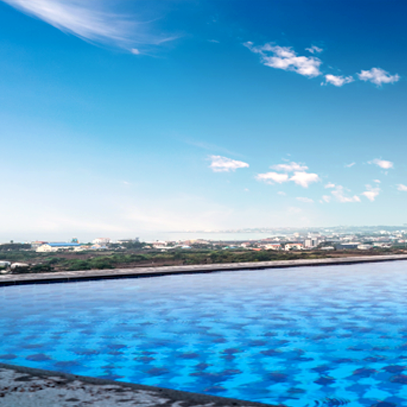 "<span style=""font-size: 18px"">INFINITY POOL</span><br><span style=""font-size: 15px"">인피니티풀</span>"