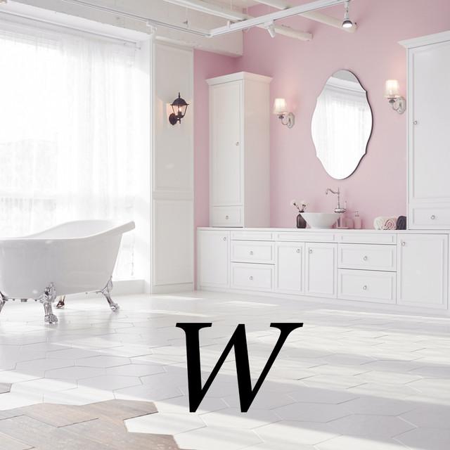 <b>W Room [8F]</b><br>욕실&빈티지 스타일