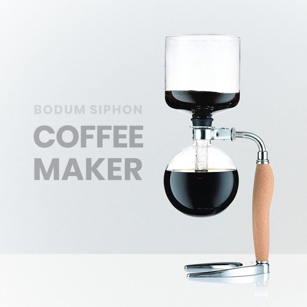보덤 모카 사이폰 커피메이커