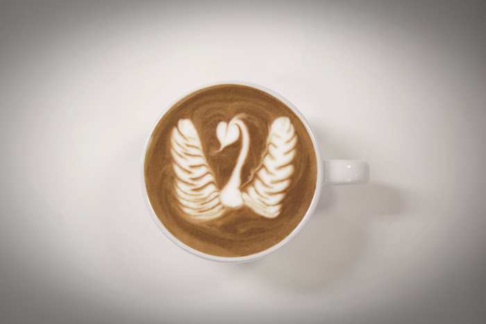 2020 World LatteArt Official Pattern 2