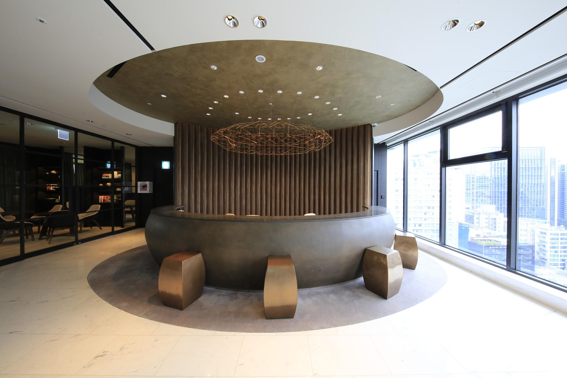 Solaria Nishitetsu Hotel Seoul Myeongdong Front Desk