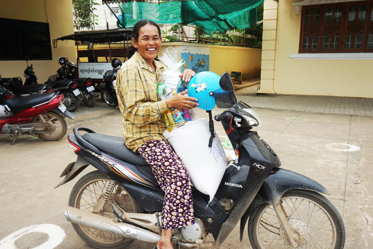 사례관리 - 쌀지원