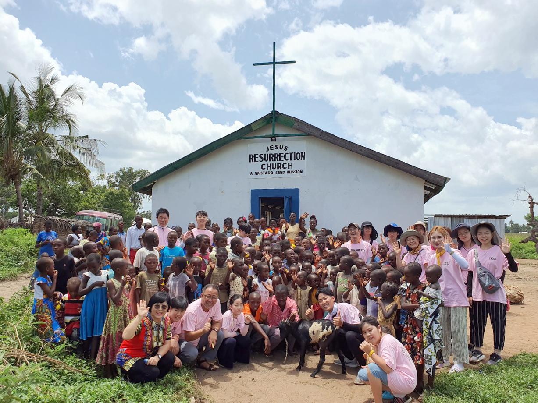 케냐 선교여행