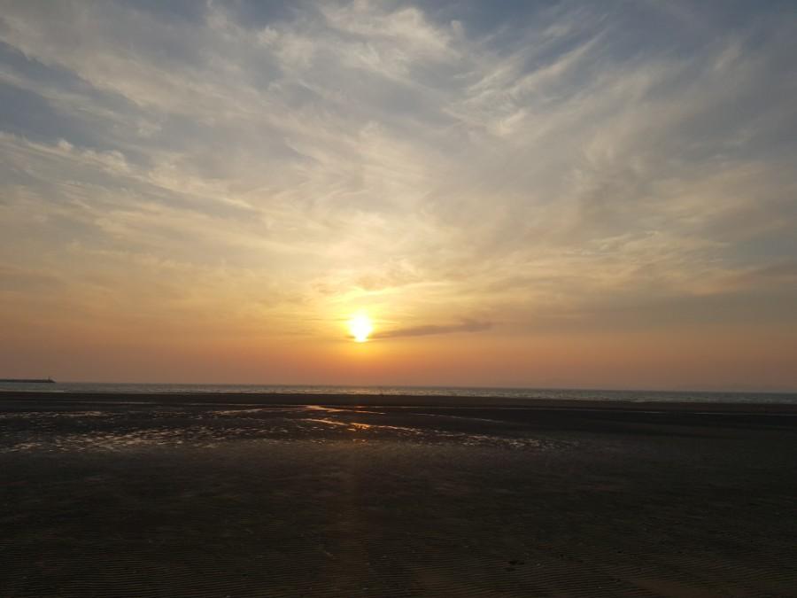 몽산포 해수욕장